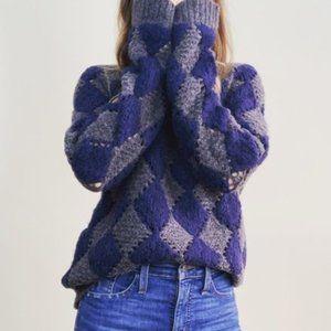 Marc Jacobs Wool Alpaca Knit Sweater